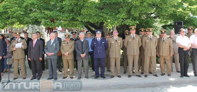 Ceremonial militar-religios dedicat Zilei Eroilor – 09.06.2016