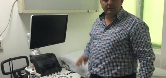 Avram Gal: Fapte, nu vorbe! Avem mamograf si ecograf la Spitalul Mun. Câmpia Turzii