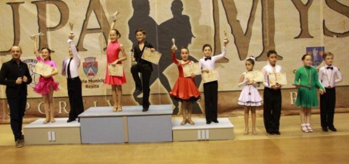 In perioada 28-29 mai, Clubul de dans sportiv Potaissa Turda a participat la trei evenimente