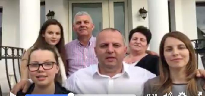"Avram Gal: ""Imi doresc ca municipiul Câmpia Turzii să fie ca o familie!"""