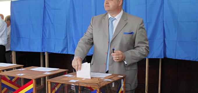 """Mircea Irimie: """"Am votat pentru viitorul copiilor noștri!"""""""