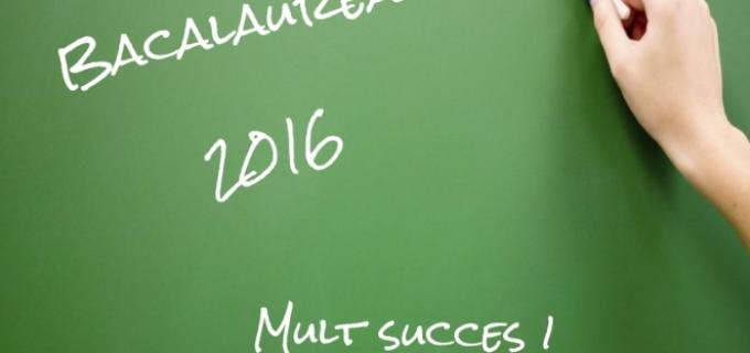 Cristian Matei, mesaj pentru elevii care susțin examenul de Bacalaureat