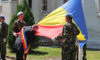 VIDEO: Mesajul Primarului Dorin Lojigan, cu ocazia Zilei Drapelului Național