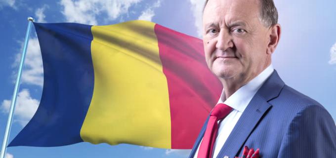 Matei Cristian, mesaj cu ocazia Zilei Drapelului Național al României