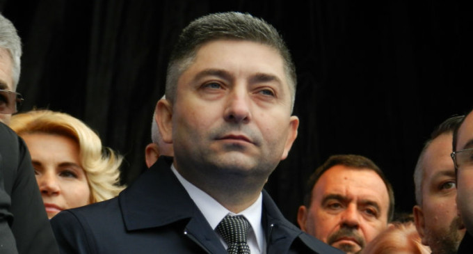 Alin Tișe (PNL) a fost votat președinte al Consiliului Județean Cluj