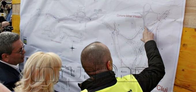 Se prelungeşte termenul de finalizare a autostrăzii Turda-Sebeş. Câţi bani plăteşte în plus statul român?
