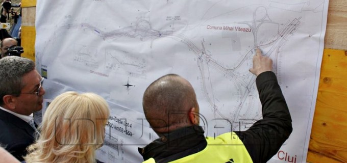 Se caută muncitori pentru autostrada Turda – Sebeș