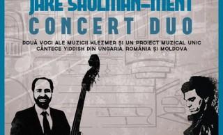 FOX-ROSEN & SHULMAN-MENT DUO TOUR IN TRANSYLVANIA
