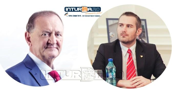 VIDEO: Matei Cristian investit oficial în funcția de Primar. Nemeș Lucian a fost ales Viceprimar