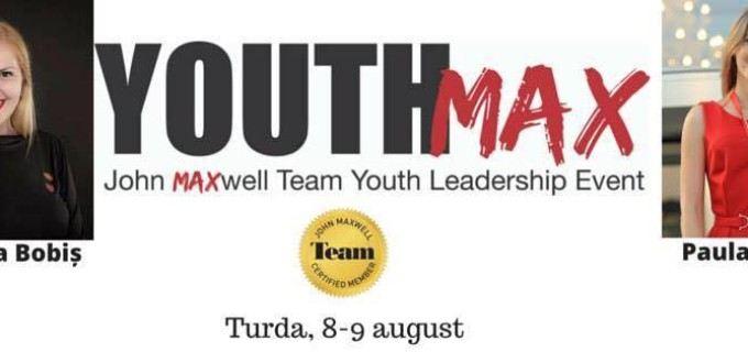 YOUTH MAX – curs de dezvoltare personală pentru copii și tineri