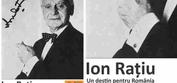 """Expoziția de fotografie """"Ion Rațiu. Un destin pentru România"""", la Muzeul de Istorie Turda"""
