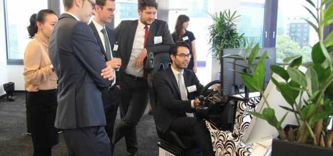 MHP – A Porsche Company angajează prin programul JumpStart 30 de absolvenți de facultate cu cunoștințe de IT