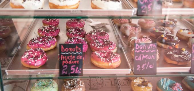 Queens Donuts Turda – o afacere din pasiune pentru dulce