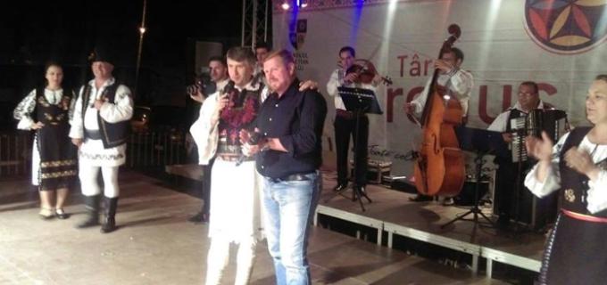 """Dorin Lojigan: """"Pentru trei zile Campia Turzii a purtat ie românească!"""""""