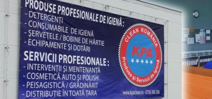 KPA CLEAN angajează operatori curățenie: