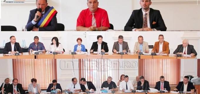 VIDEO: Consilierii locali turdeni au stabilit comisiile de specialitate