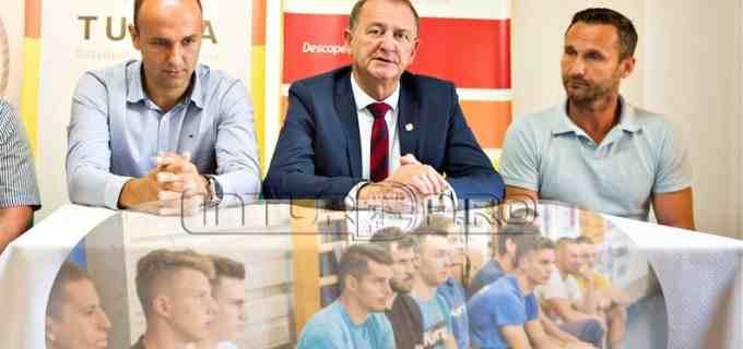"""Flaviu Sâsâeac: """"Mă bucur foarte mult să văd că turdenii se regăsesc în echipa Potaissa Turda și vorbesc despre echipa lor!"""""""