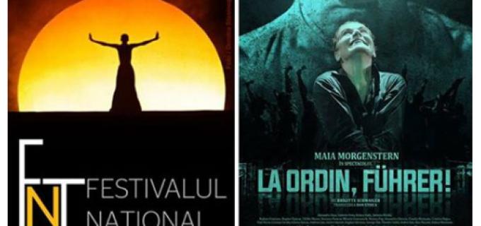 """""""La ordin, Fuhrer"""", producție a Teatrului """"Aureliu Manea"""" Turda, selectată la Festivalul Național de Teatru"""