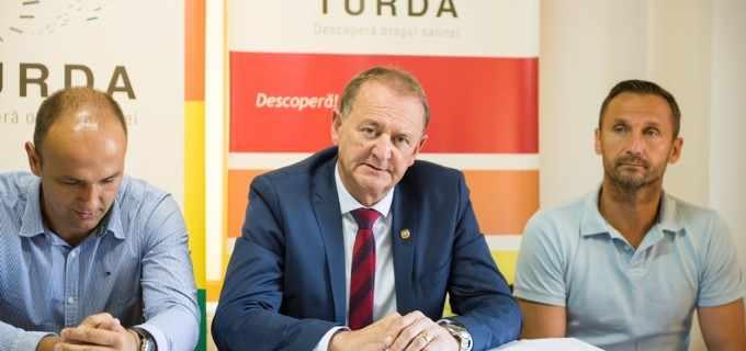 Primarul Cristian Matei propune o soluție alternativă pentru susținerea echipei de handbal