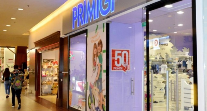 PRIMIGI, brandul italian dedicat copiilor, a inaugurat primul său magazin din regiune!