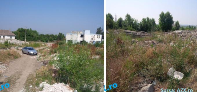 Teren de 12 hectare scos la vânzare prin licitație publică în zona industrială din Turda