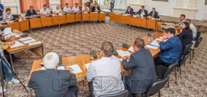 Marți, 3 octombrie: Ședință de îndată a Consiliului Local Turda
