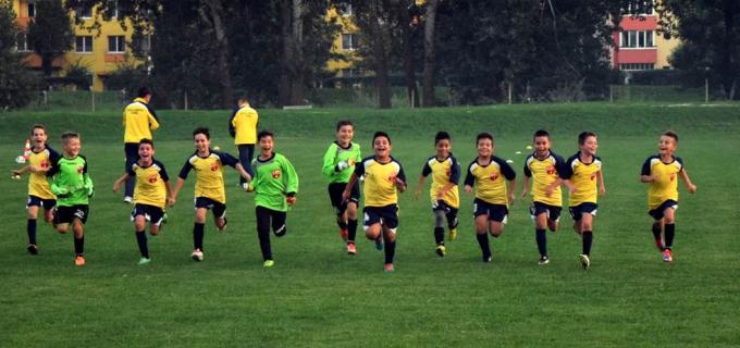 Sticla Arieșul Turda face selecție pentru echipa de seniori și echipele de juniori!