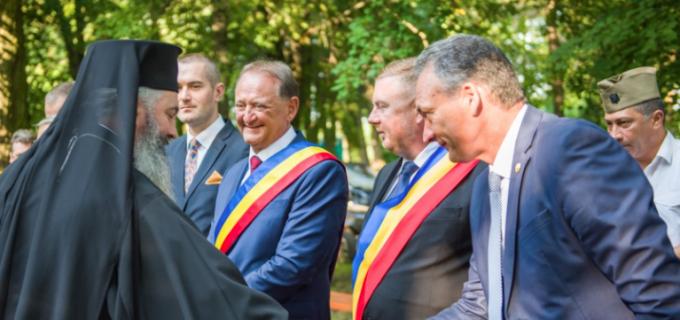 Foto/VIDEO: Comemorarea a 415 ani de la moartea domnitorului Mihai Viteazul