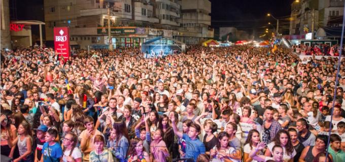 Zilele Municipiului Turda se vor desfășura în perioada 11-13 august 2017!