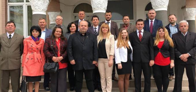 PSD Câmpia Turzii: Obiectivul principal este câștigarea alegerilor parlamentare din toamna 2016