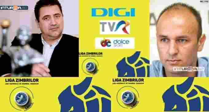 Handbalul în casele tuturor românilor – Dedu îi mulțumește în mod special lui Flaviu Sasaeac pentru negocierile purtate!