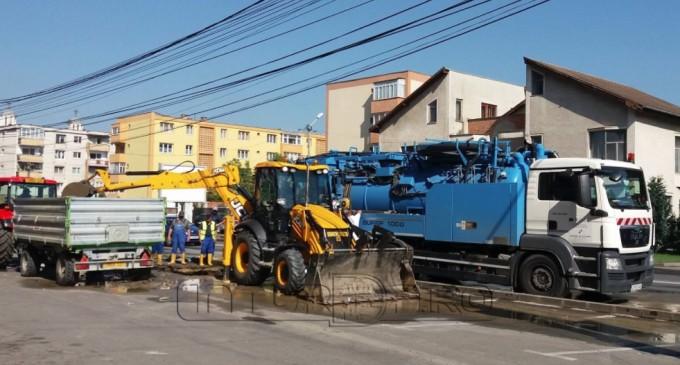 LISTA completă a străzilor cuprinse de CAA în proiectul de dezvoltare a infrastructurii de apă la TURDA