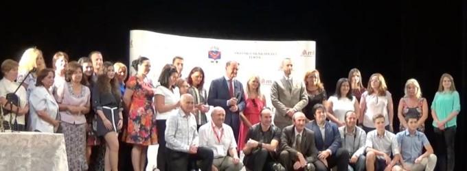 """VIDEO: Momente pline de emoție! Gala Premiilor """"Zilele Municipiului Turda"""" și-a desemnat câștigătorii!"""