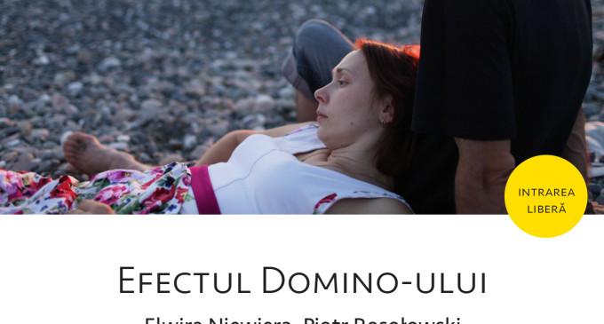 NOA Events continuă seria filmelor proiectate la Salina Turda: Efectul Domino-ului!