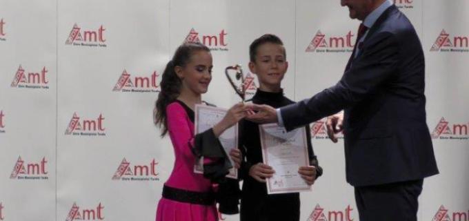 """Clubul de Dans Sportiv Potaissa Turda a fost premiat în cadrul """"Gala Premiilor #ZMT2016"""""""