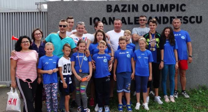 Cupa Digi, Oradea – Delfinii turdeni au adus acasă 5 medalii