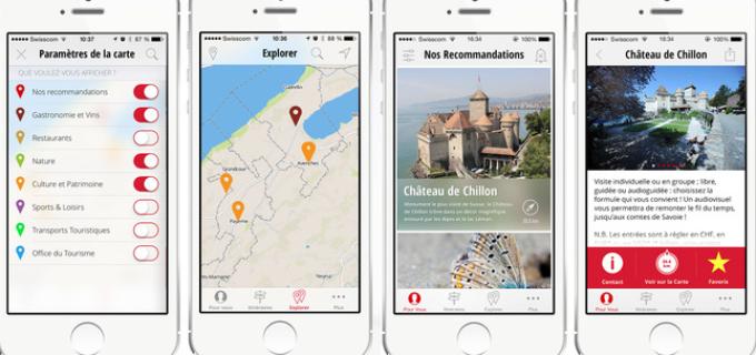 Consiliul Județean Cluj pune la dispoziția turiștilor o aplicație turistică interactivă pentru utilizatorii de gadget-uri