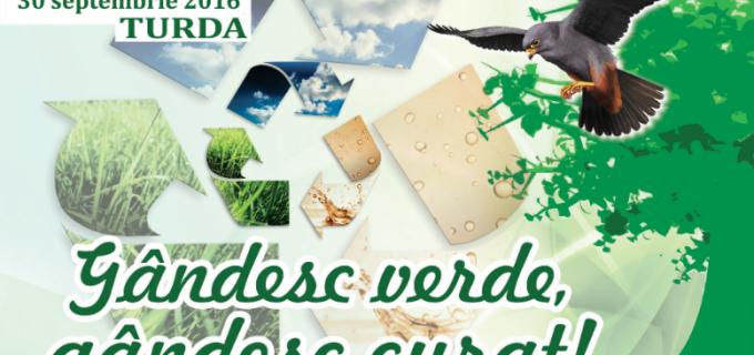 """RoRec – Asociația Română pentru Reciclare și Eco-Rom Ambalaje, parteneri ai evenimentului ,,Gândesc Verde – Gândesc Curat"""""""