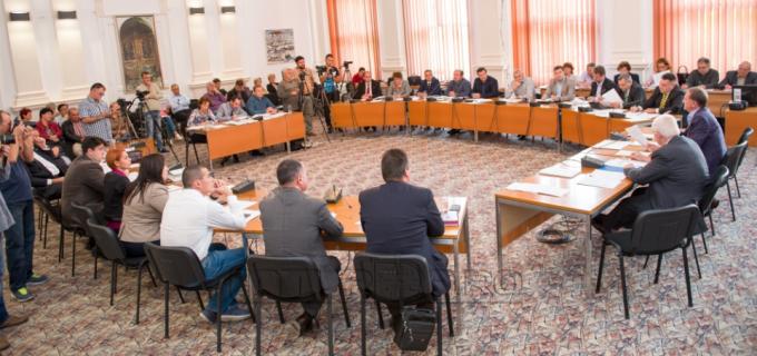 Consiliul local se întrunește vineri, 12 mai, în ședință de îndată
