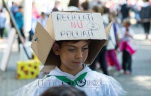 Ecologizare turda reciclare