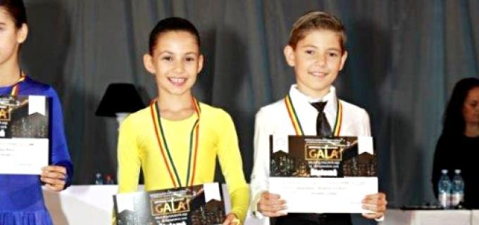 Clubul de dans sportiv Potaissa Turda a început noul sezon competițional la Iași