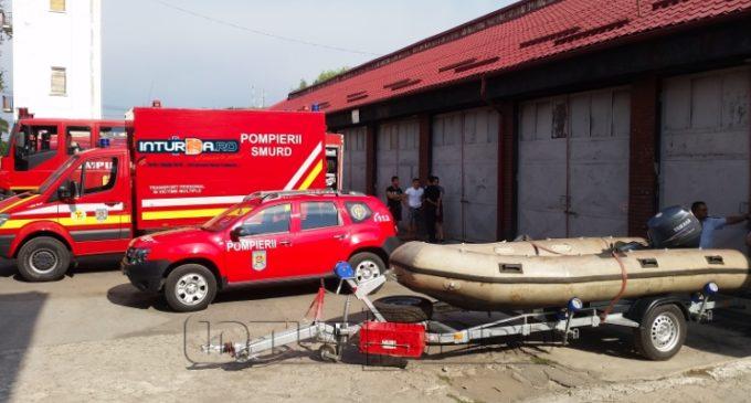 Ziua pompierilor din România se sărbătorește și la Turda
