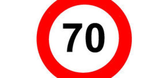 Proiect de lege pentru uniformizarea vitezei în localităţi la 70 km/h!