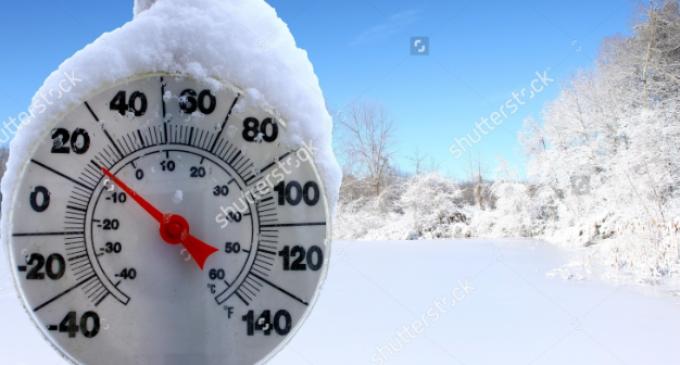 Gerul se întoarce: temperaturi de -22 de grade până pe 14 februarie