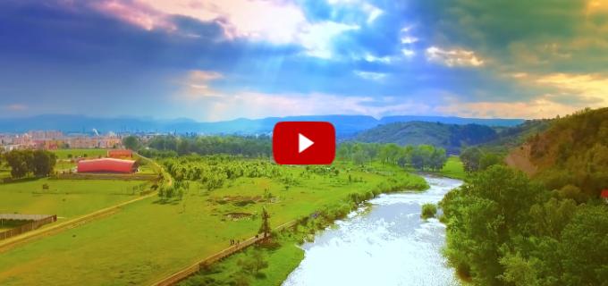 Visit Turda, un VIDEO impresionant care include cele mai importante obiective turistice din zonă
