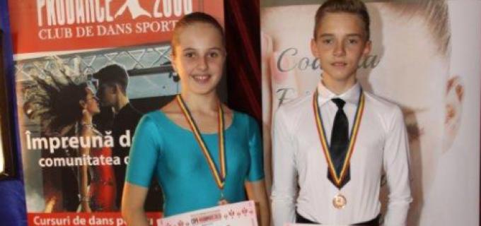 Dansatorii turdeni au ajuns în finala Cupei Maramureșului