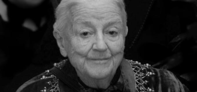 CRD anunță cu profundă tristeţe trecerea în neființă a lui Elisabeth Rațiu, soția lui Ion Rațiu