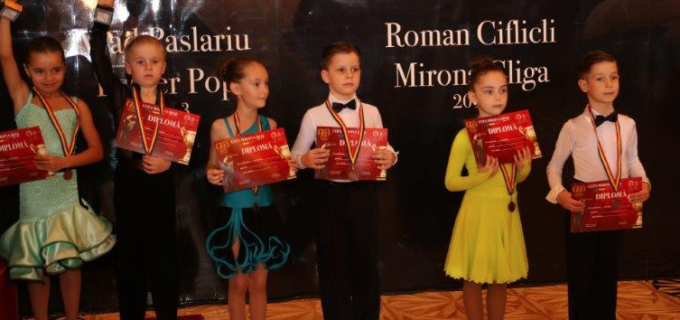 "Clubul de Dans Sportiv ""Potaissa Turda"" la Cupa României"