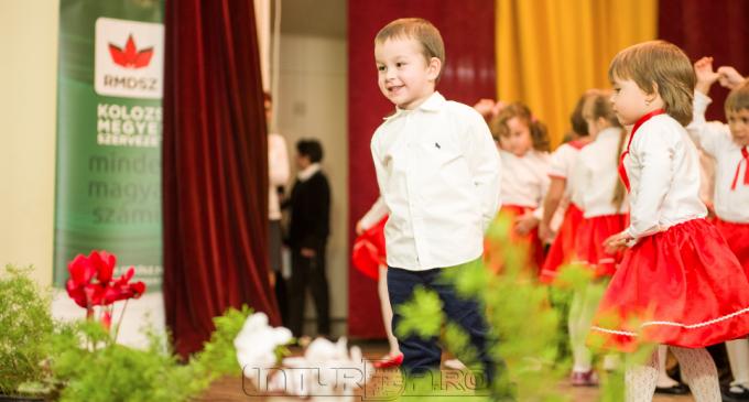 Foto/VIDEO: La Câmpia Turzii a fost sărbătorită Ziua Maghiarilor