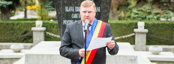 Foto/VIDEO: Ziua Armatei Române celebrată la Câmpia Turzii